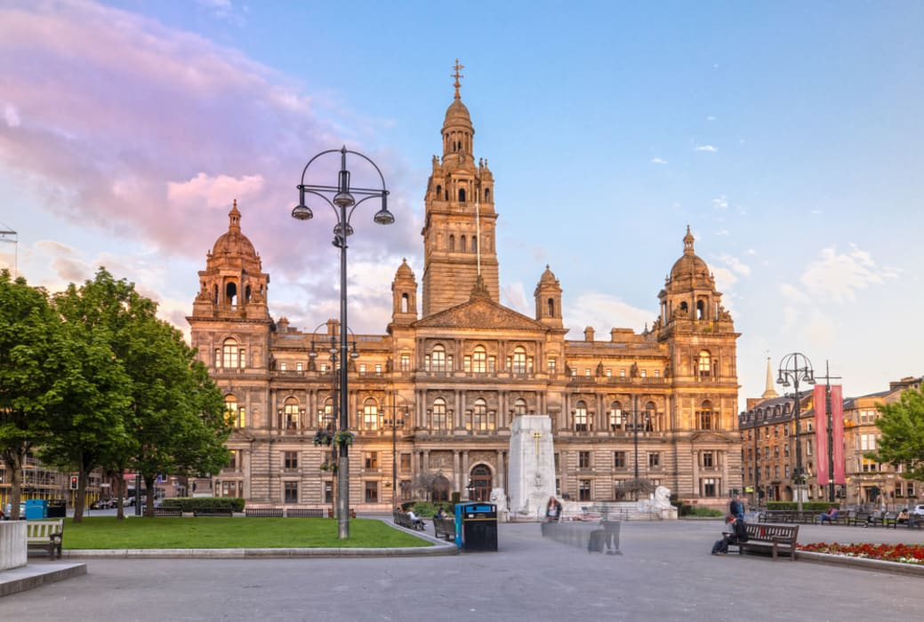Glasgow - Glasgow City Centre - Part 1