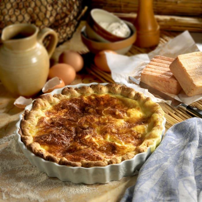 """Paris - French """"Savoir Vivre"""" & Cooking Class : Cheese and Wine """"savoir faire"""" + tarte au maroilles"""