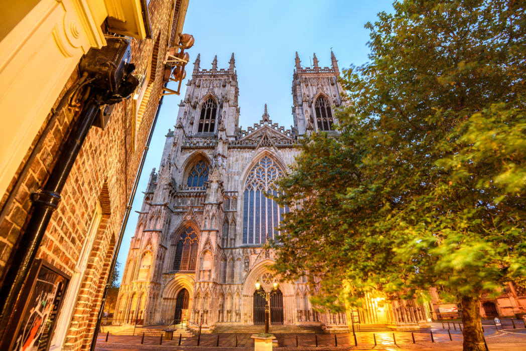York - A walk through York - England's most beautiful city