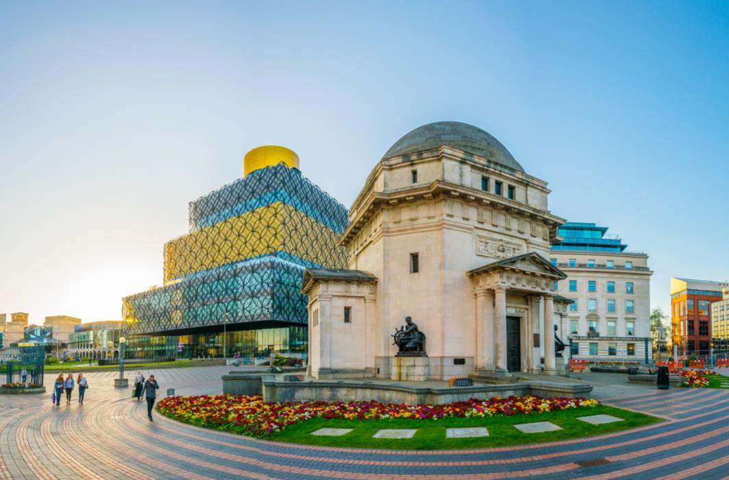 Birmingham - A City Reinvented