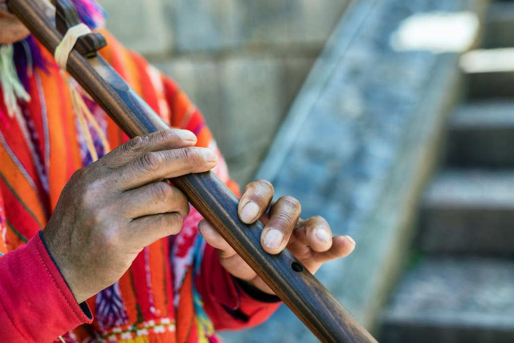 Cusco - Peruvian Music Demonstration and Concert