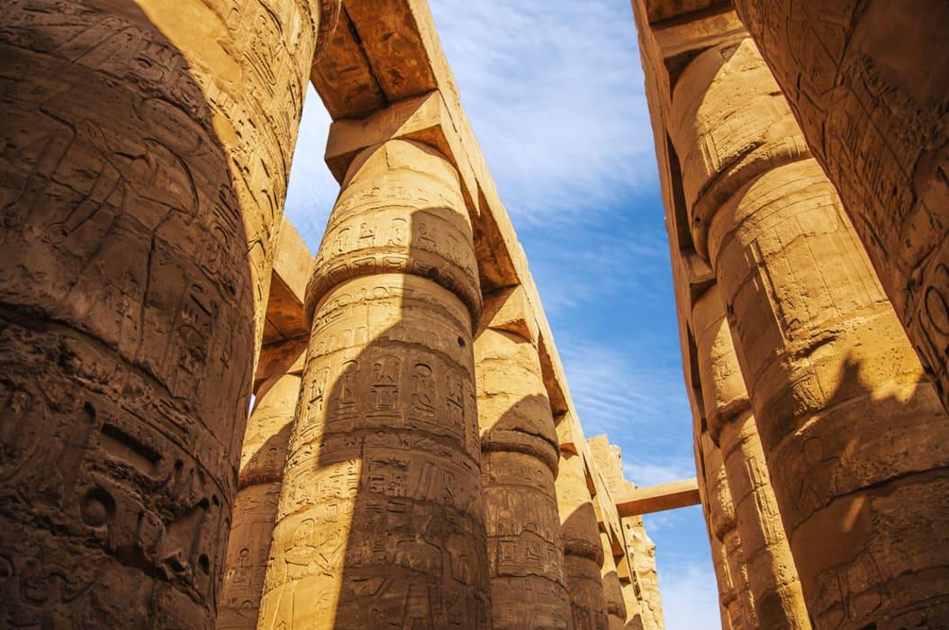 Luxor - The Wonders of Karnak Temple
