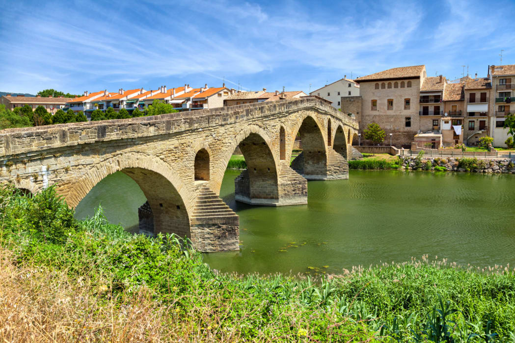 Navarre - Puente La Reina - Let's walk the Camino
