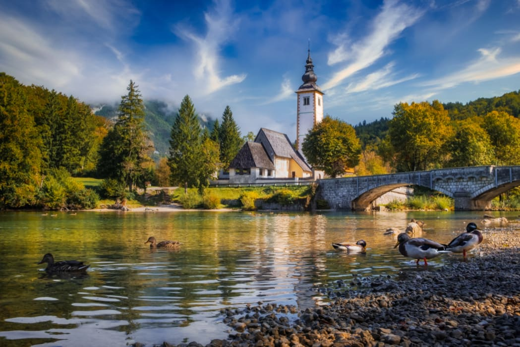 Bohinj - Agatha Christie and the Mystery of Royal Engagement