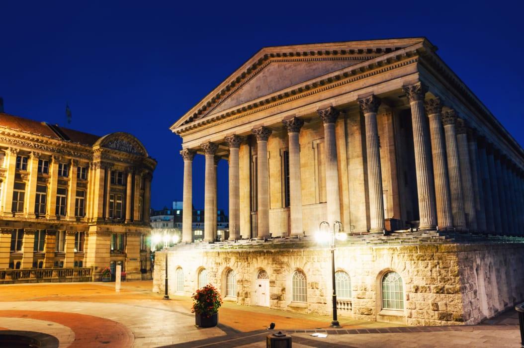 Birmingham - The Haunted City