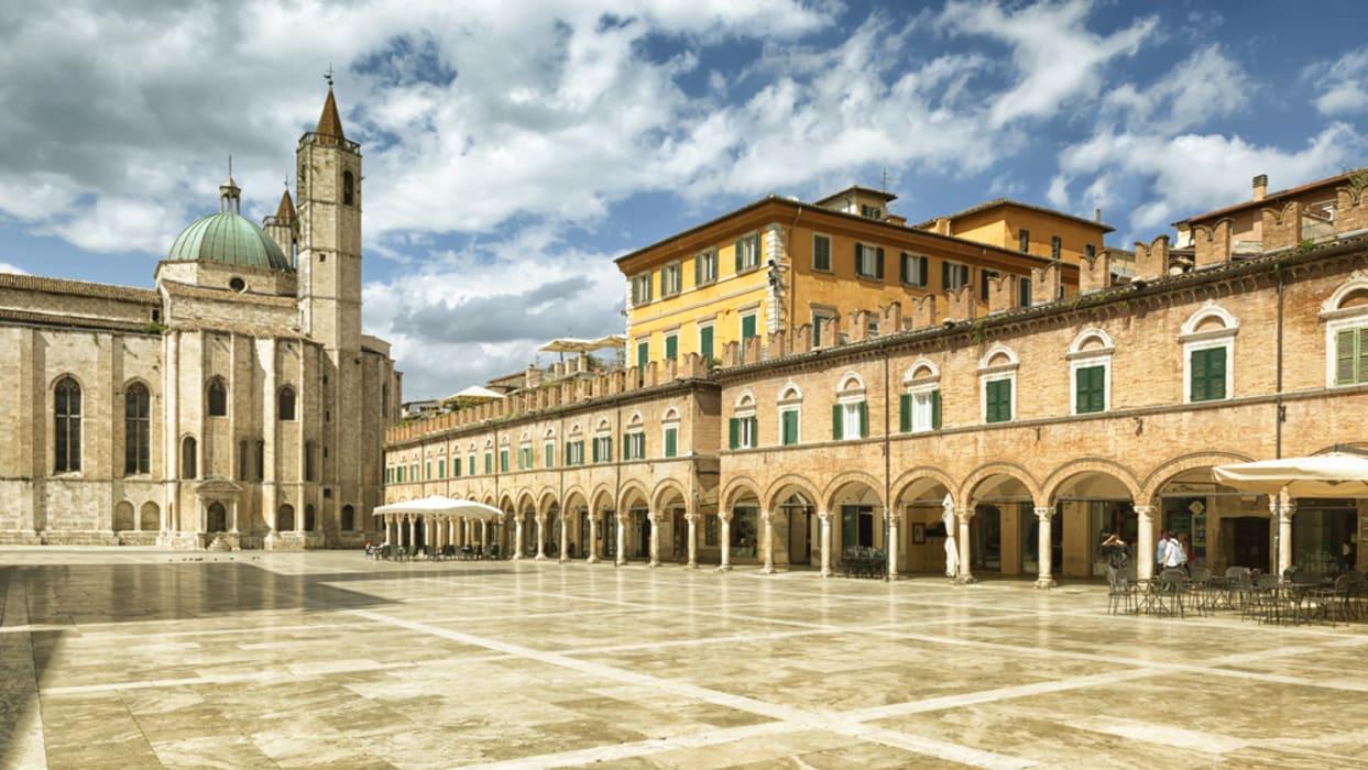 Marche - Unknown Italy: Ascoli Piceno and the Italian Open Air Living Room
