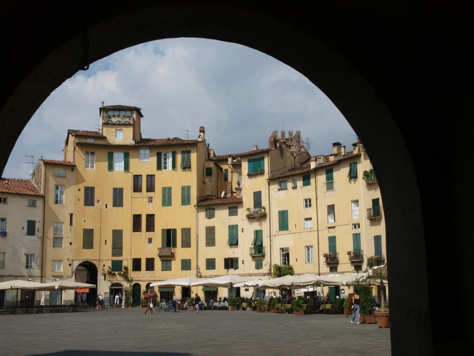 Lucca - Lucca: 2000 Years of History!