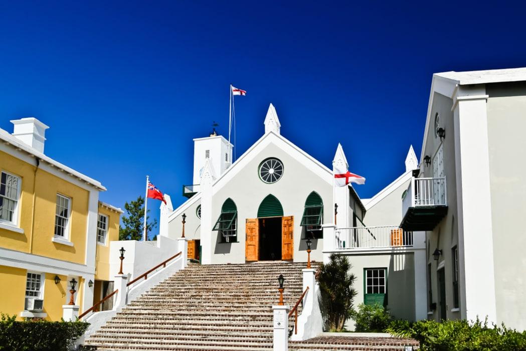 Bermuda - St. Georges Walking Tour
