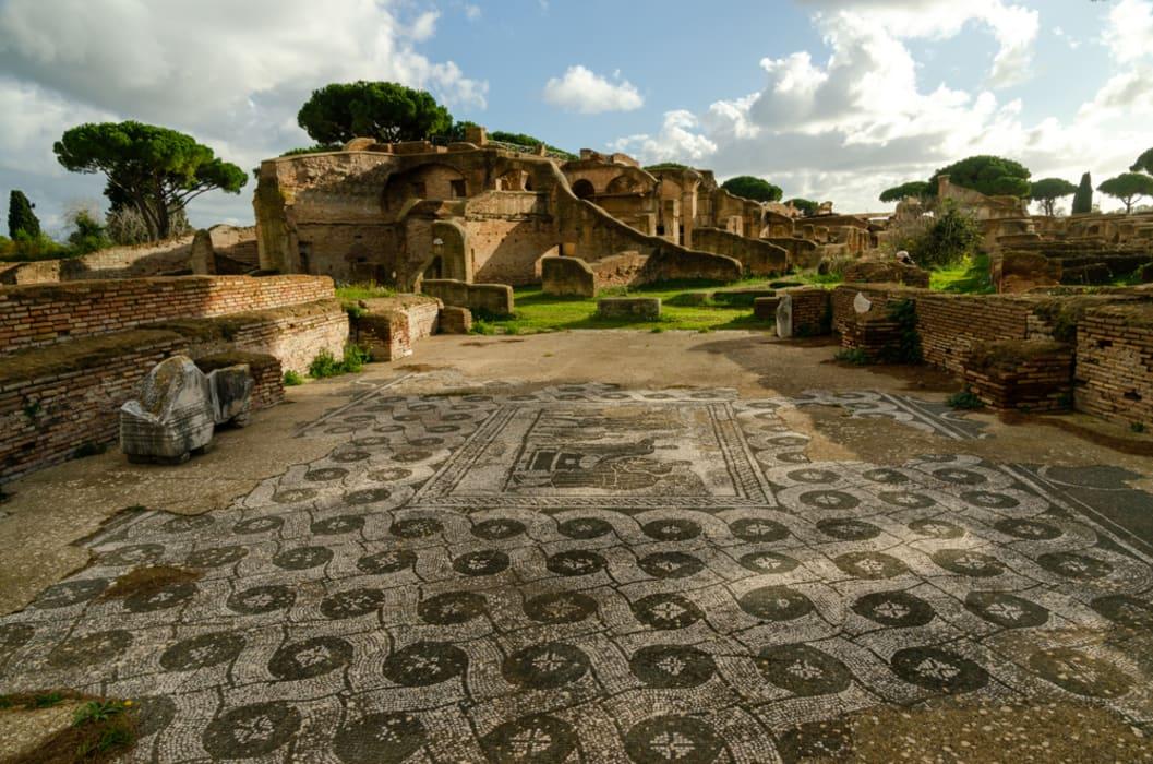 Lazio - Ostia Antica - The Little Pompei