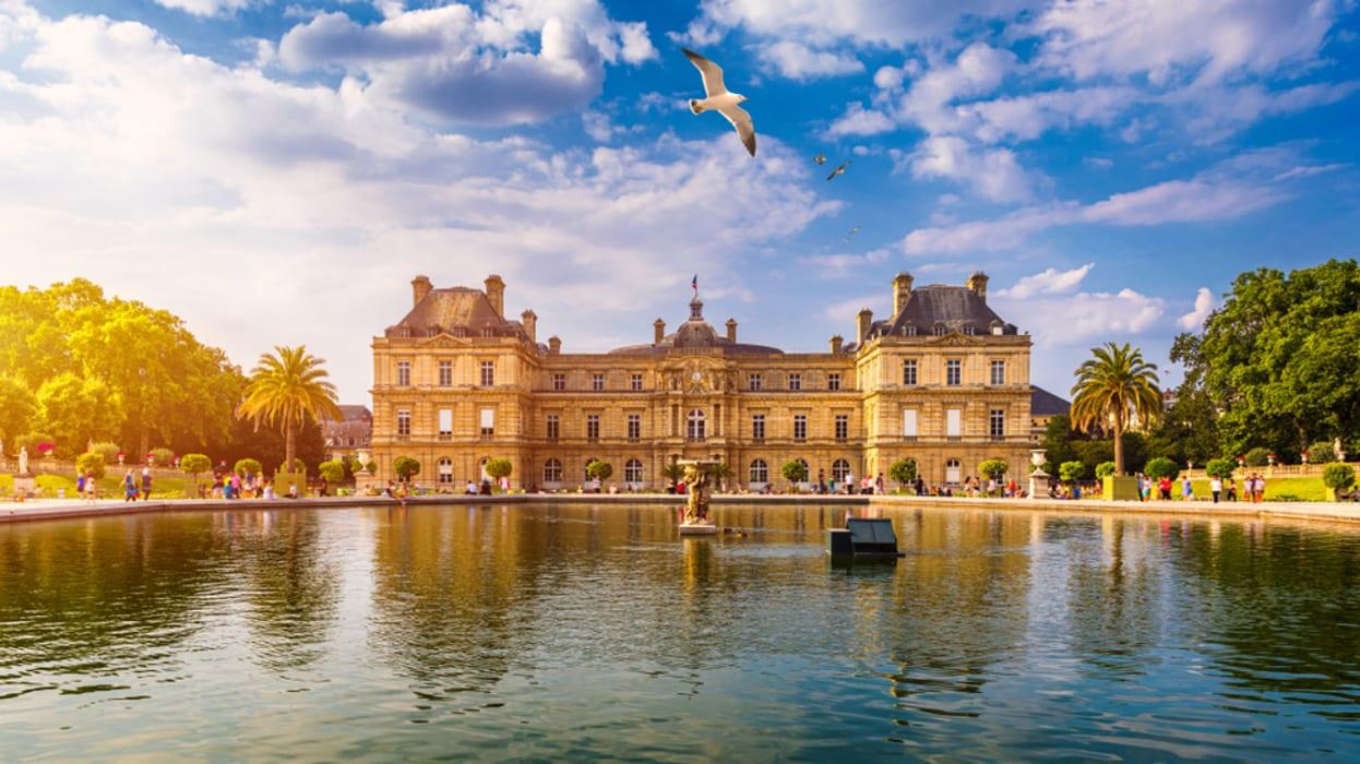 Paris - Paris' Oldest District - the Latin Quarter