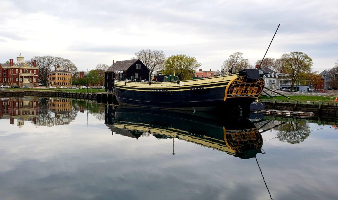 Salem Massachusetts - Salem's Waterfront - History, Hauntings, and Hawthorne
