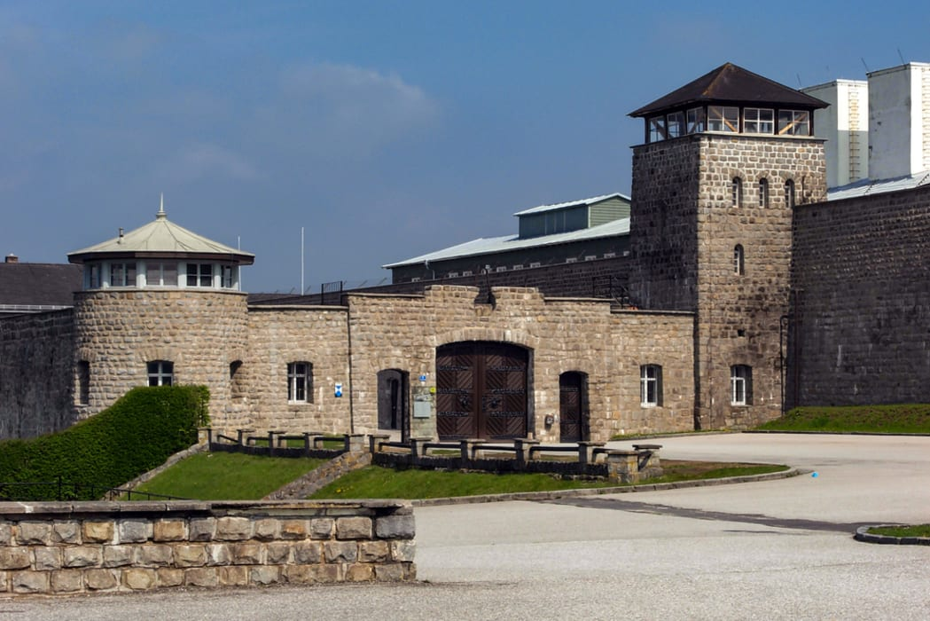 Little Rock - A Writer's Journey to Mauthausen Concentration Camp