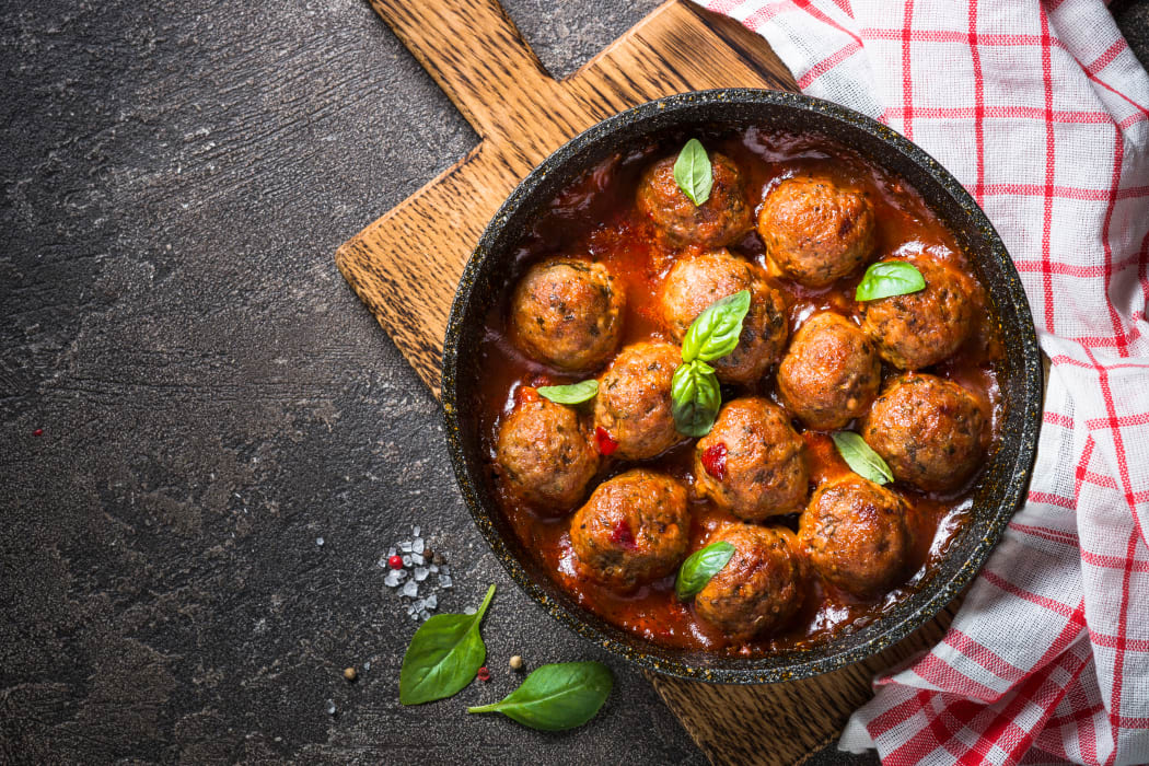 Ravenna - The Original Italian Meatball: My Mother's Secret Recipe
