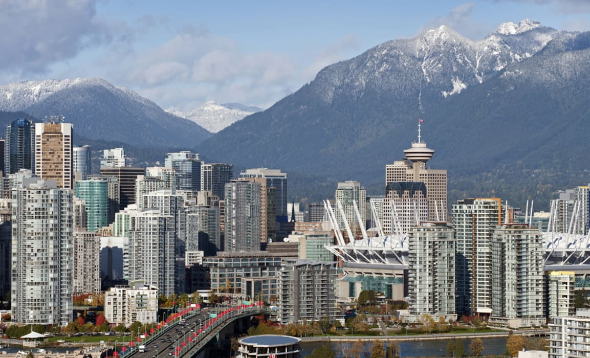 Vancouver - The origins of Vancouver