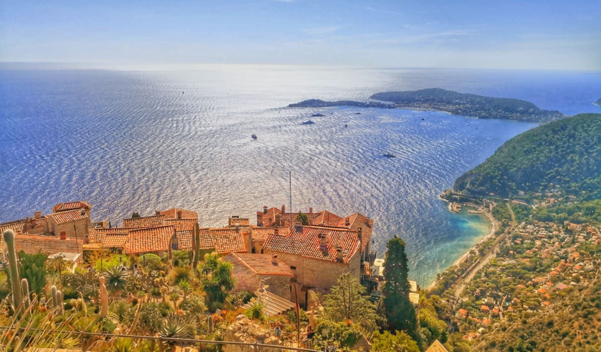 French Riviera - Eze, The Perfume Village in the Sky