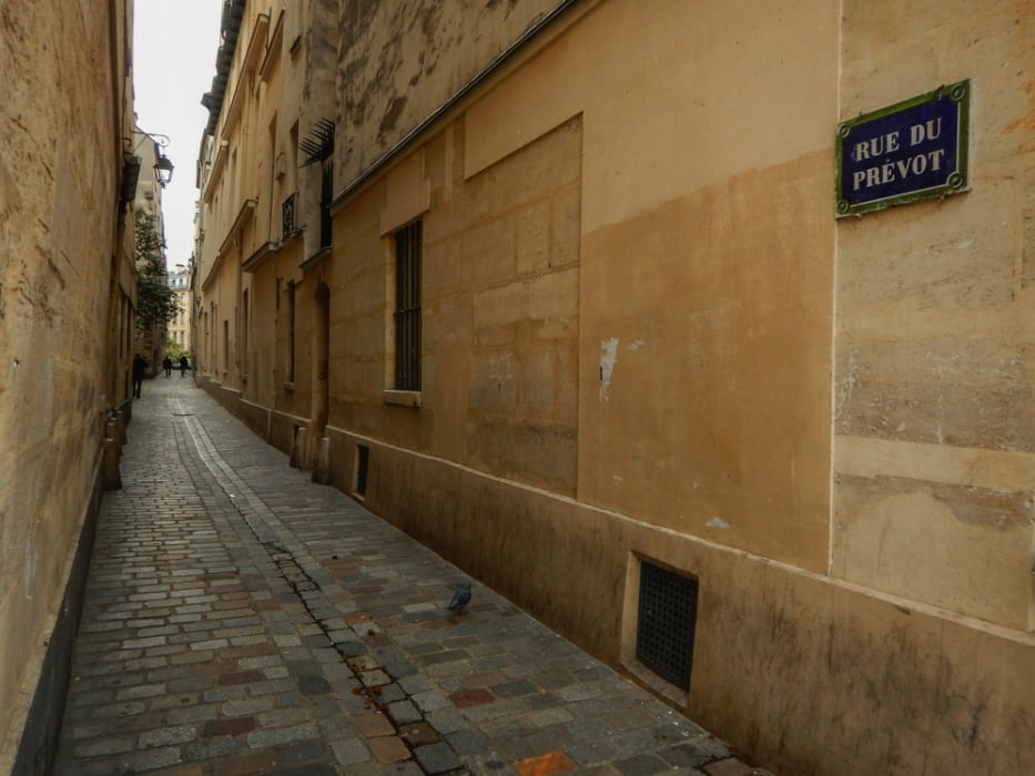 Paris - The Jewish Quarter & History of the Jews in Paris