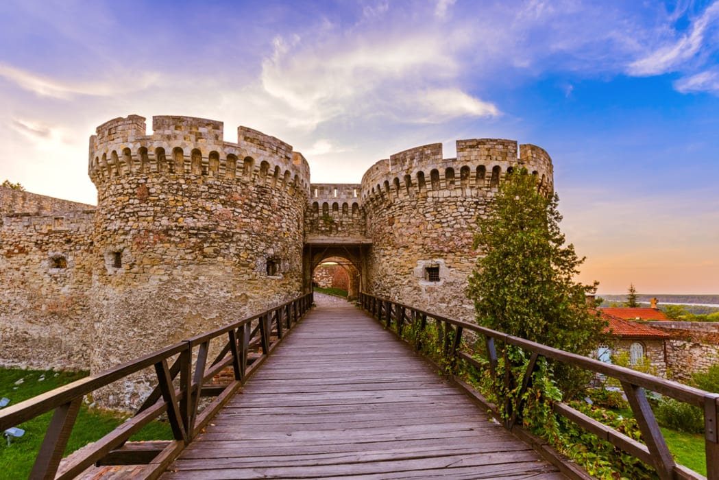 Belgrade - A Battlefield and a Hill For Contemplation: Discover Ancient Belgrade Fortress