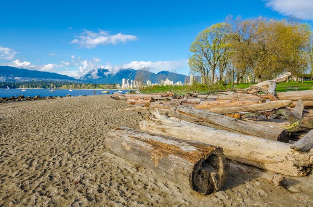 Vancouver - Exploring beachside Kitsilano neighbourhood