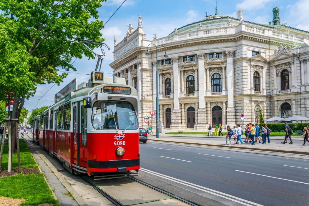Vienna - Vienna's Ringstrasse: As majestic as ever!