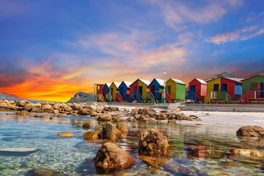 Cape Town - Surf City