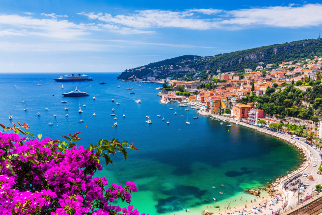 French Riviera - Villefranche - A Jewel of the French Riviera.
