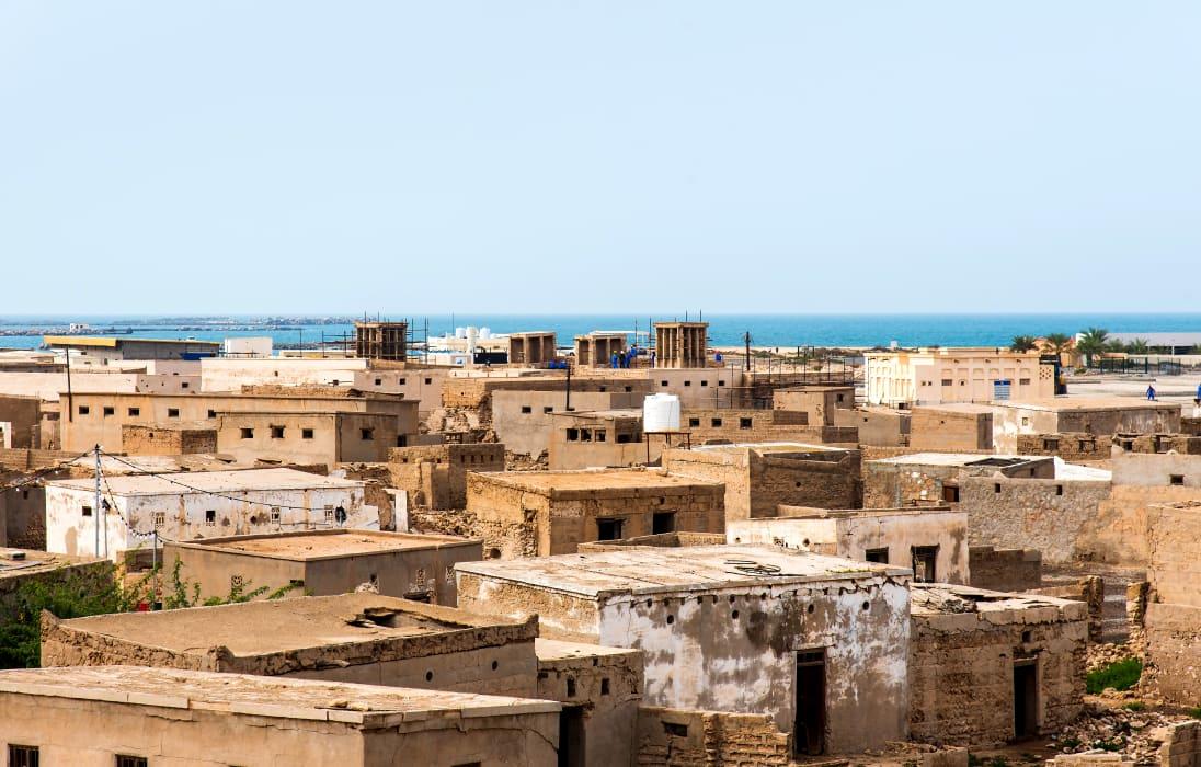 Ras al Khaimah - Jazeerah Al Hamra: The Abandoned Village