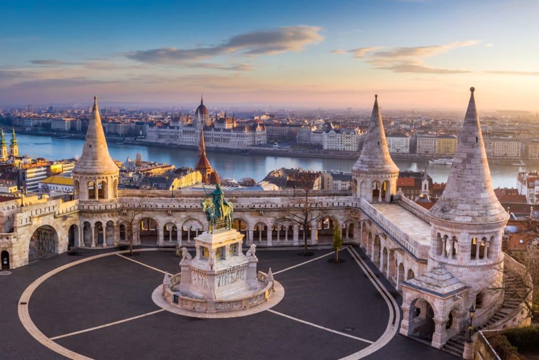 Budapest - Buda Castle District