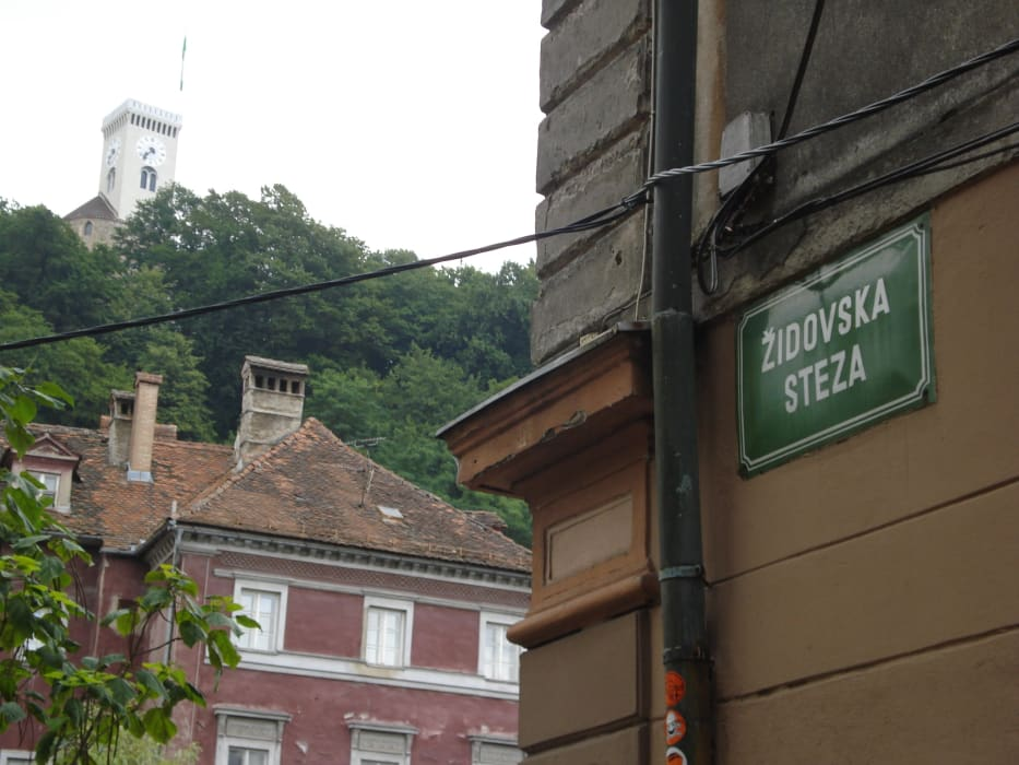 Ljubljana - Jewish Heritage Tour