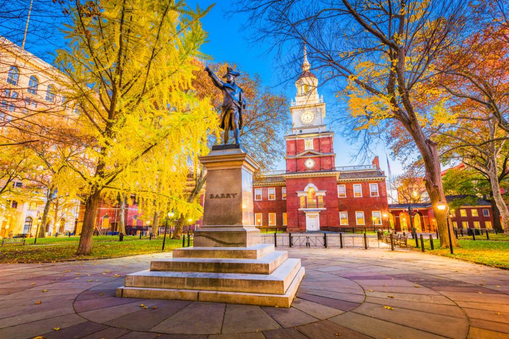 Philadelphia - The Birthplace of America