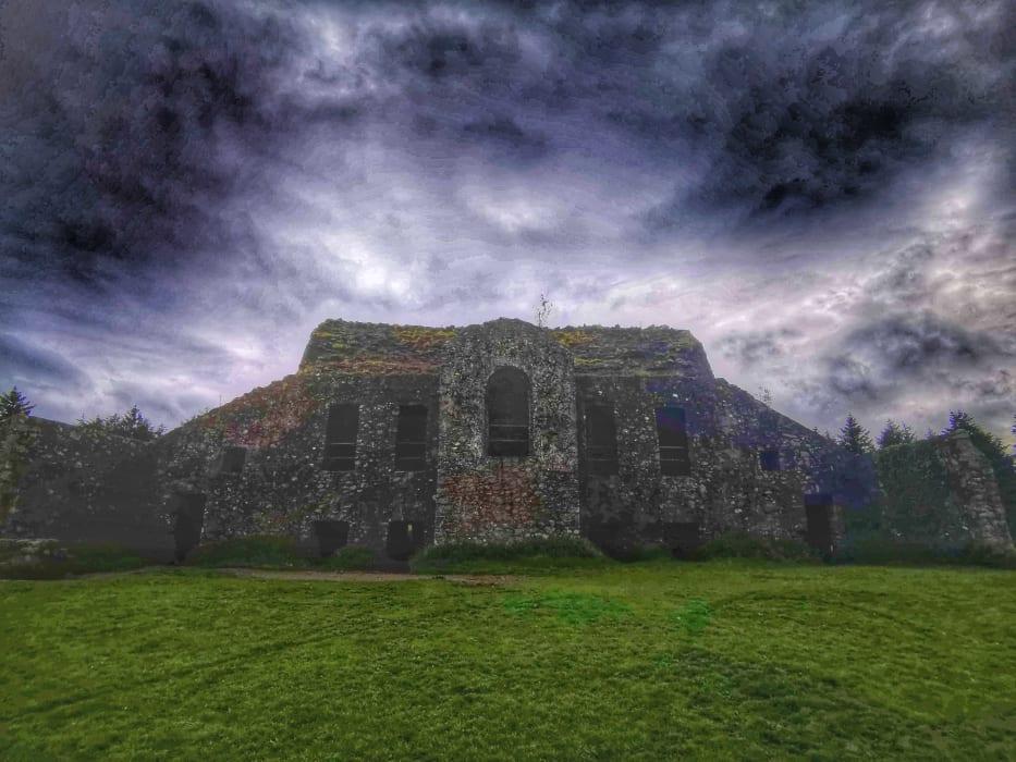 Dublin Mountains - The Dark History of the Hellfire Club, Dublin Mountains