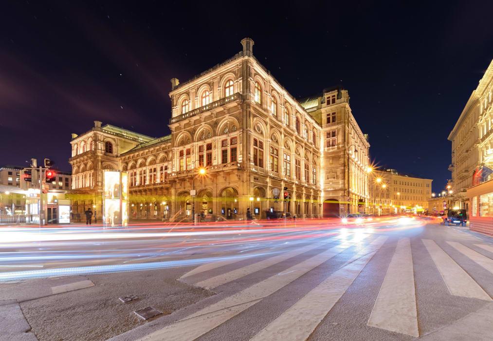 Vienna - Vienna's Bright Night! Part 1