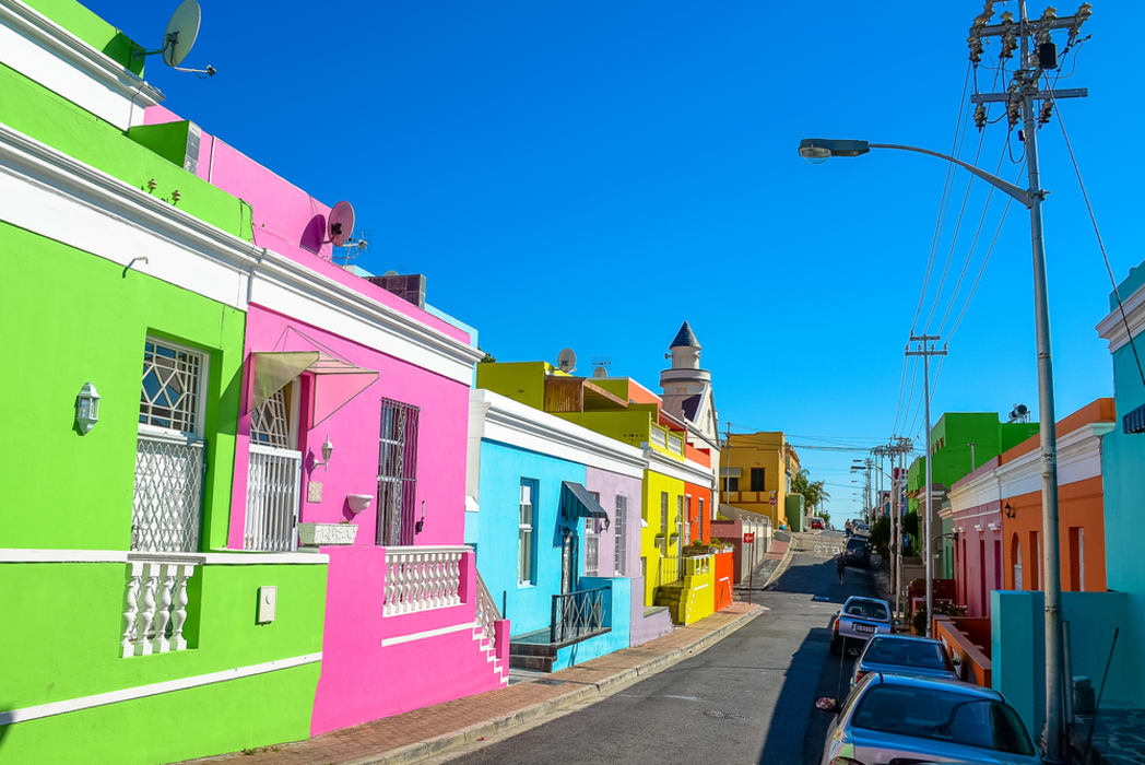 Cape Town - Cape Town's City Centre: the pulsing heart  of the Mother City