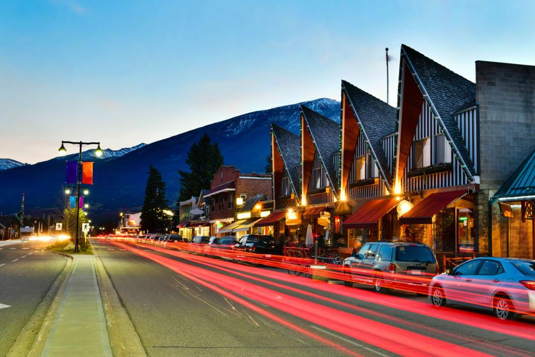 Jasper - The Town of Jasper