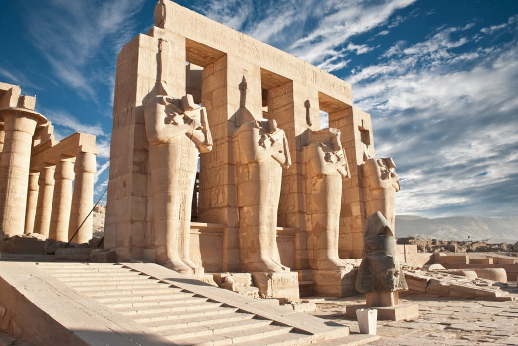 Luxor - The House Of A Million Years