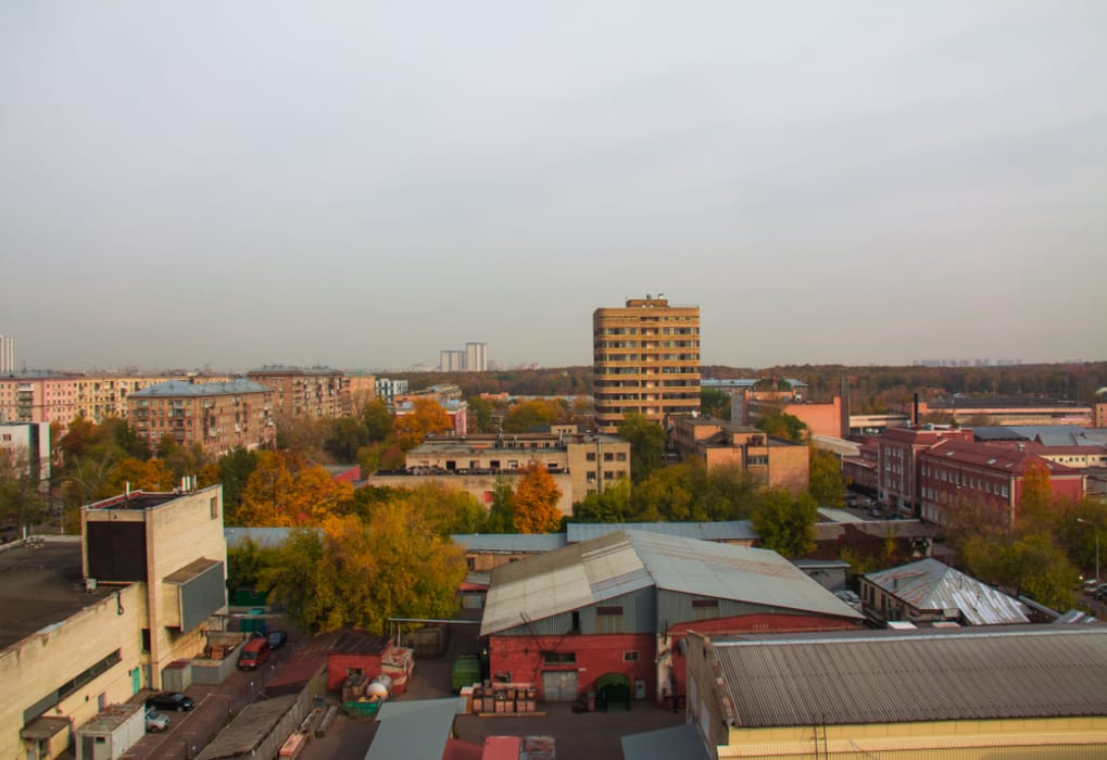 Moscow - Everyday life in Moscow: non-touristy Moscow