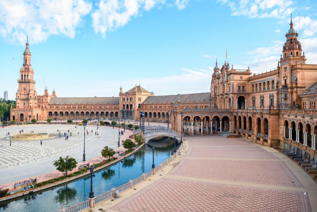 Seville - The Splendor of Plaza de España