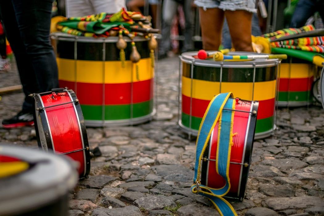 Salvador Bahia - Salvador 5: The Drums of Olodum and the Samba Reggae Movement in Bahia
