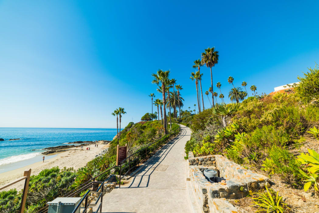 Laguna Beach - Laguna Beach: A Hollywood Hippie Enclave & Thriving Art Community