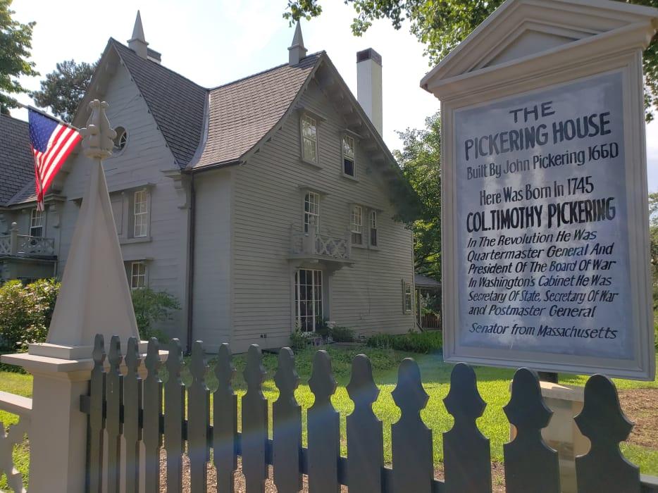 Salem Massachusetts - Salem: History, Hocus Pocus and Hangings