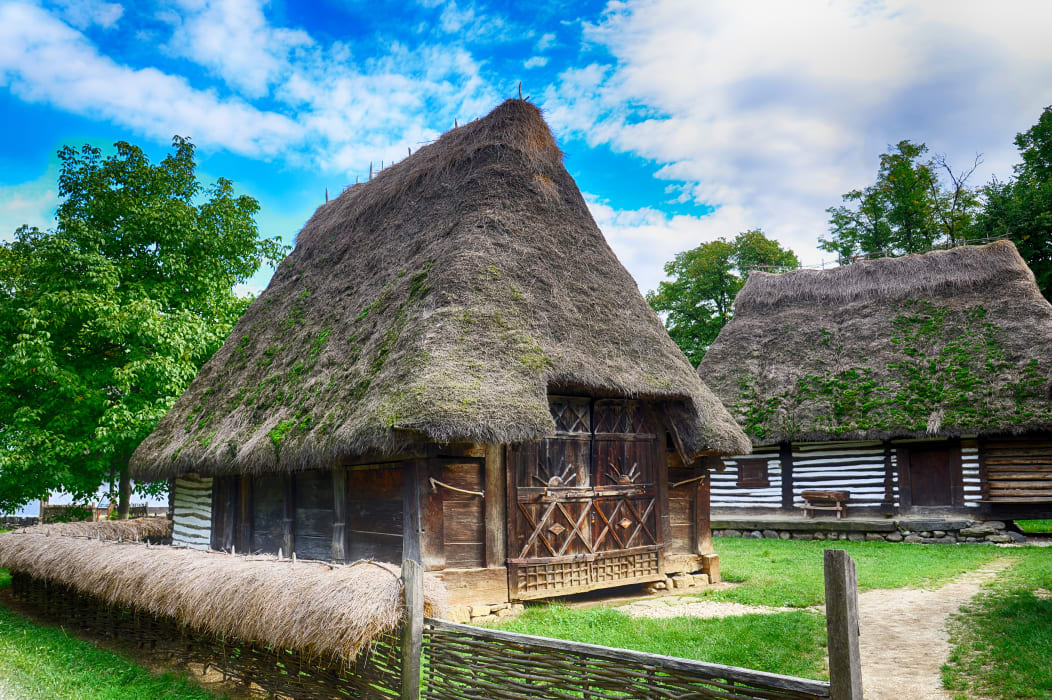 Bucharest - Traditions and rural architecture at the open-air Village Museum