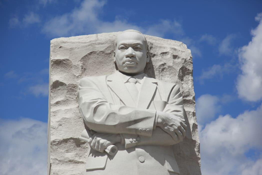 Washington D.C. - Memorials Close-Up Part 4: Franklin Roosevelt and the Martin Luther King Jr Memorials