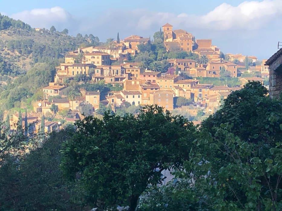 Mallorca - Deià - A Special Mallorquín Village