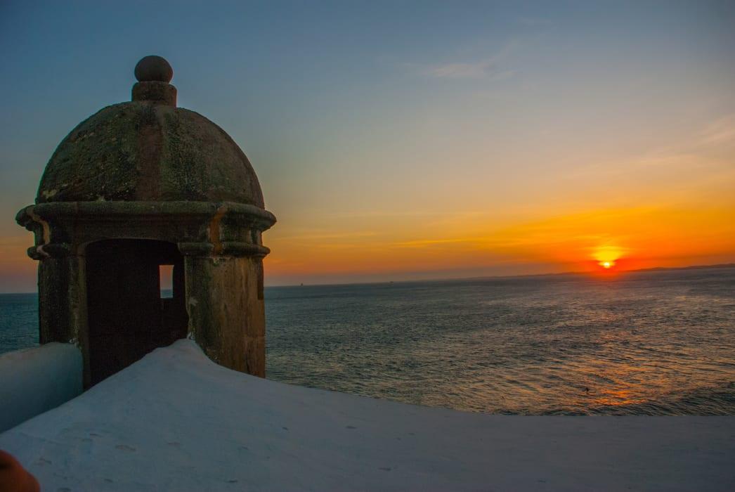 Salvador Bahia - Sunset Views in Bahia: Share Brazil's 521 years of History (1500-2021)