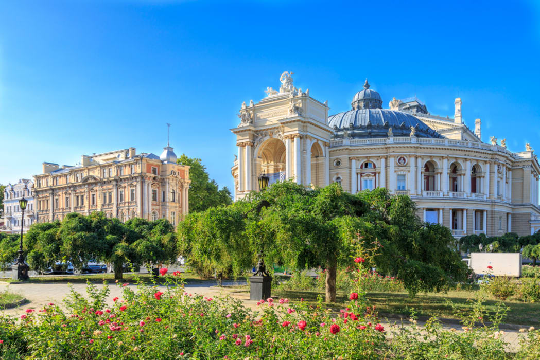 Odessa - Secrets and Splendours of Odessa's Main Sights Walking Tour. With a Quiz - Part 2