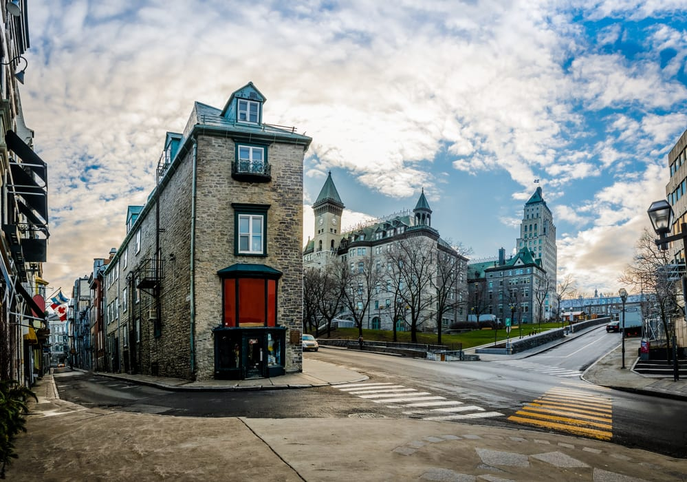 Quebec City - Quebec City, Heritage City and cradle of French-speaking North America