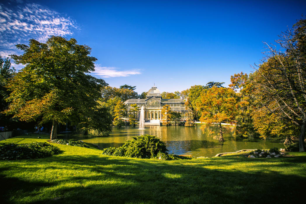 Madrid - The Retiro Gardens