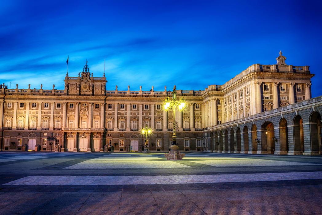 Madrid - Madrid at Night