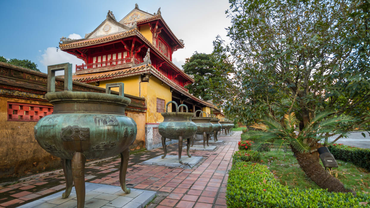 Hue - Discovering Huế - Day 1: The Forbidden Purple City & A Glimpse of Ancient Life in Vietnam