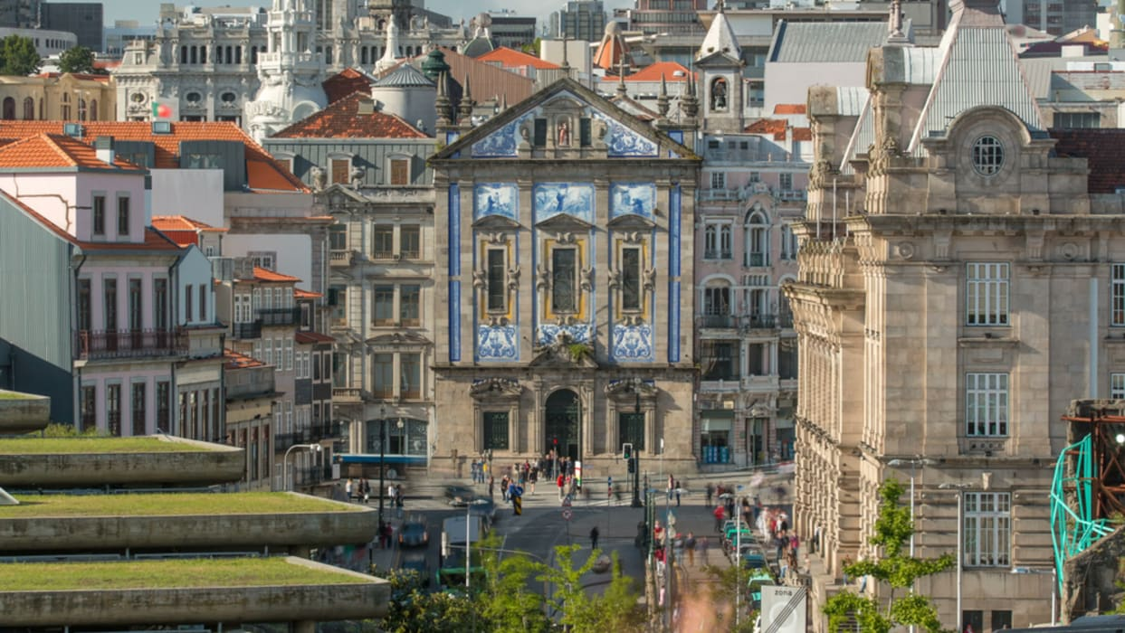 Porto - On the Trail of the Tiles