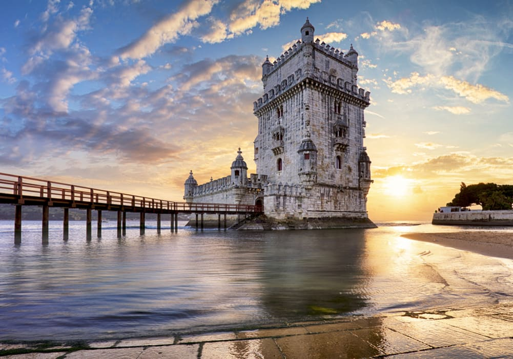 Lisbon - Sugar and spice and all things nice